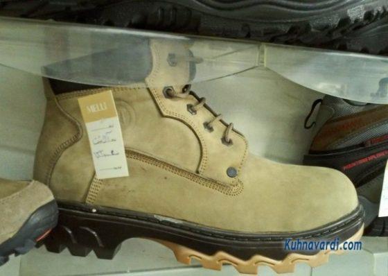 کفش ملی - مدل آلاشت