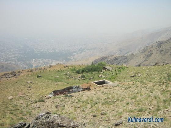 مسیر گلابدره - کلکچال