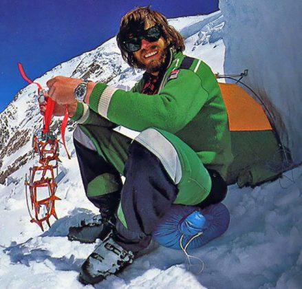 رینهولد مسنر، نخستین کوهنورد باشگاه 8 هزار متری ها