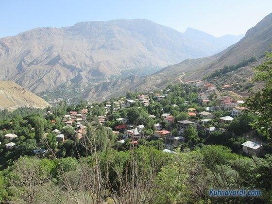 روستای شاهاندشت