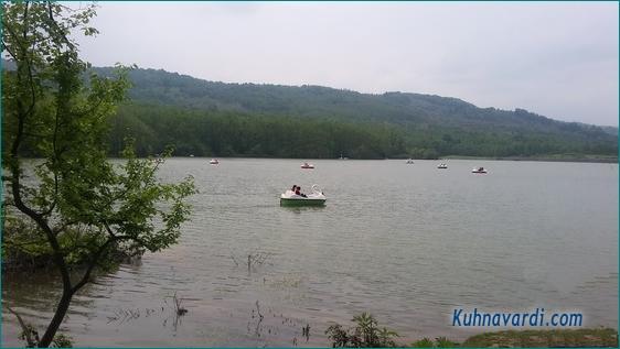 سوادکوه، شیرگاه، دریاچه سد سنبل رود