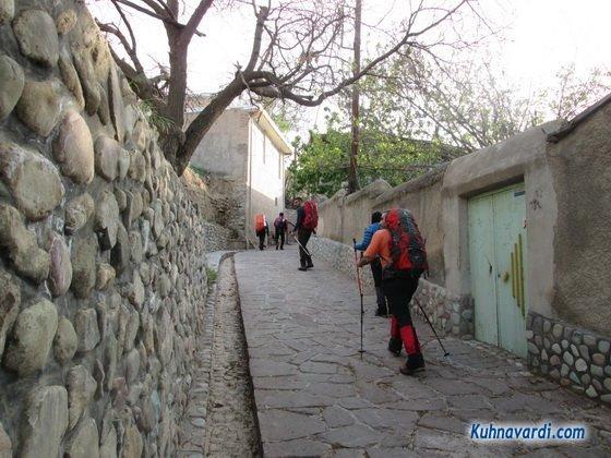 روستای آغشت