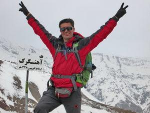 گروه کوهنوردی نشاط زندگی - نیما اسماعیلی