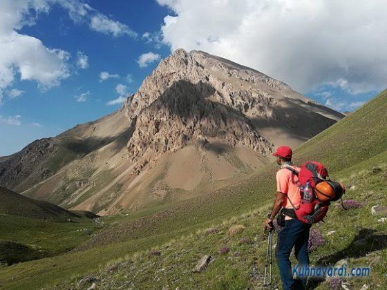 قله آزاد کوه