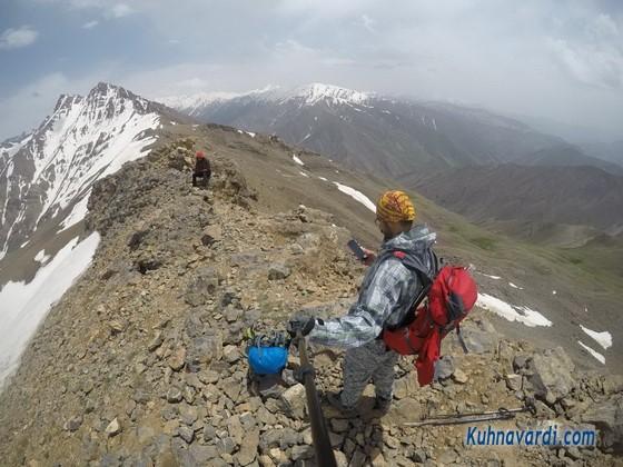 قله دونا - ایمان حسینی