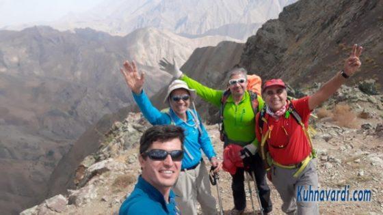 گروه نشاط زندگی - قله اسفندچال