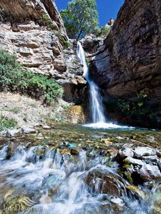 آبشار سیبان دره sibandareh waterfall