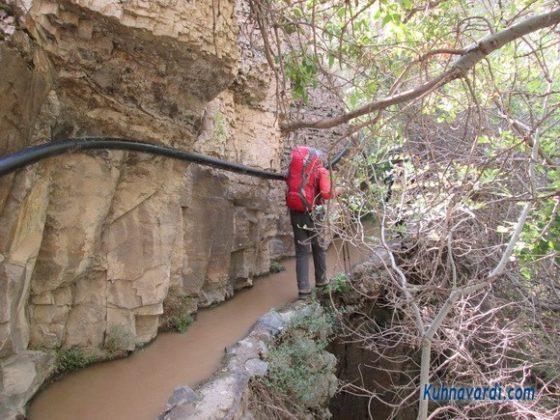 مسیر برغان به بریانچال