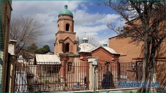 کلیسا کانتور قزوین