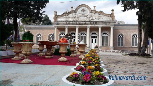 گردشگری قزوین - عمارت شهرداری