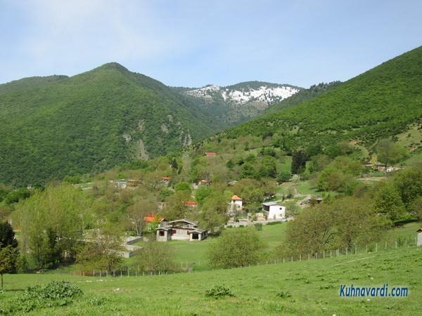 روستای شمام
