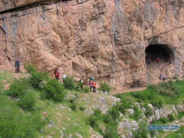 غار دربند رشی