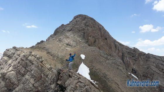 مسیر قله هزاربند