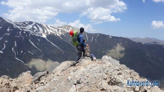 قله هزاربند - نیما اسماعیلی