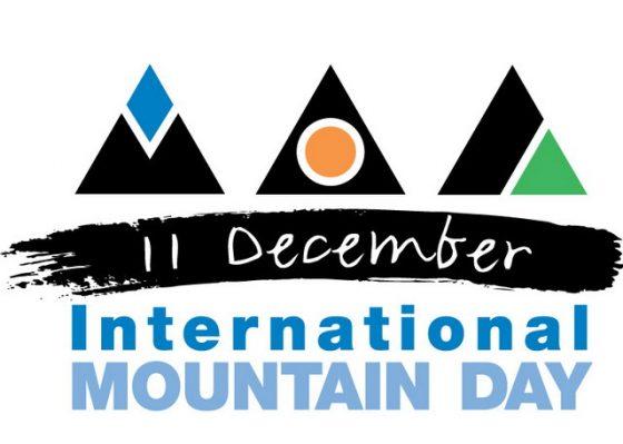 نماد روز جهانی کوهستان - Mountain Day Logo