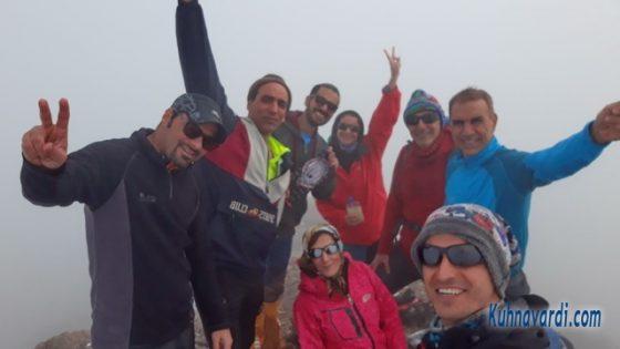 قله روته - گروه نشاط زندگی