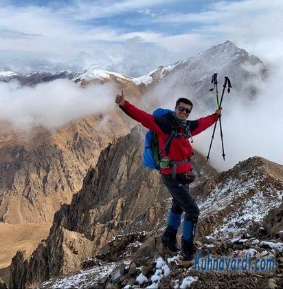 قله روته - نیما اسماعیلی