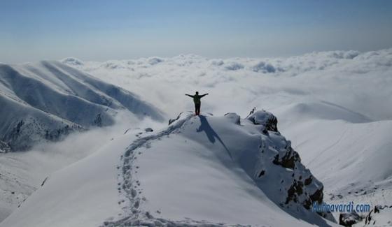 اسامی قله های استان تهران