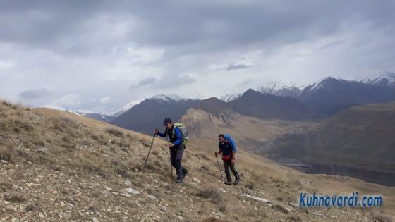 مسیر قله سیاه سر