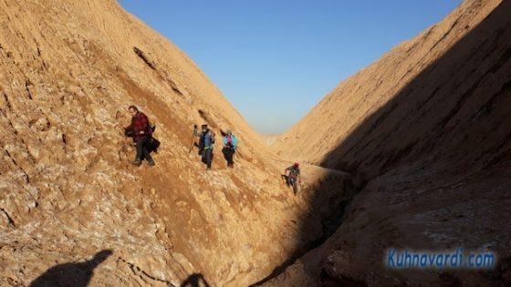 مسیر قله طلا (کوه سرخ)