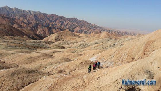 مسیر قله طلا