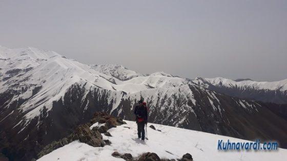 قله رندان از روستای رندان