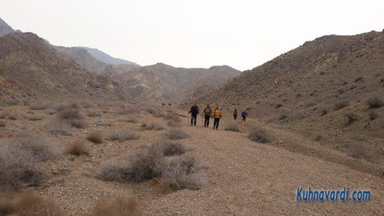 مسیر فرود - دره چشمه جلوئک