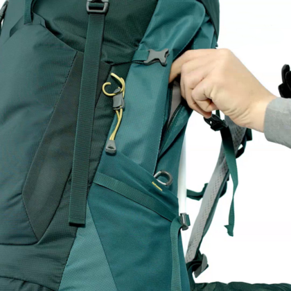 جیب های کاربردی مخفی در جانب کوله