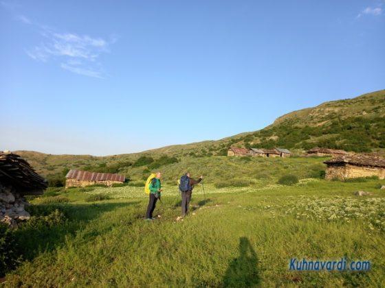 تلار 8 - 2380 متر - تلار آخر در مسیر فیلبند
